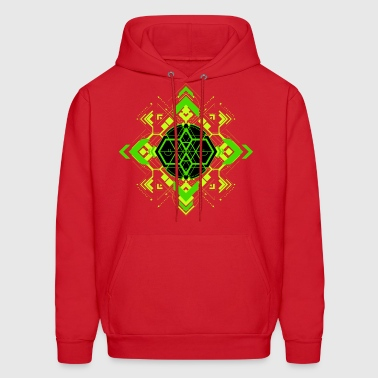 Design2_green - Men's Hoodie