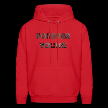 Forever Young - Men's Hoodie