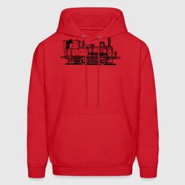 Locomotive Lokomotive Train Zug Eisenbahn - Men's Hoodie
