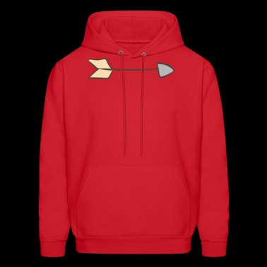 Arrow - Men's Hoodie