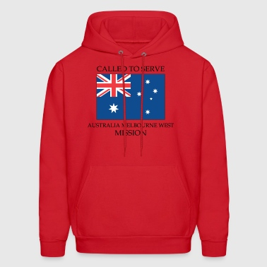 Australia Melbourne West LDS Mission Called to - Men's Hoodie