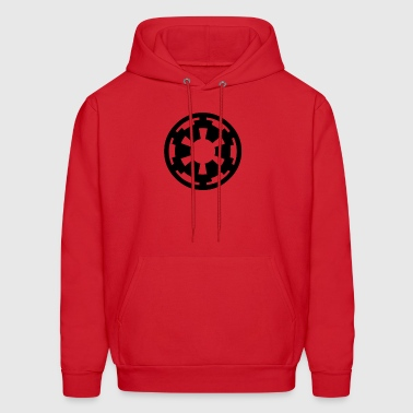 Imperial Wheel - Men's Hoodie