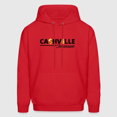 Nashville is Moving on Up - Men's Hoodie