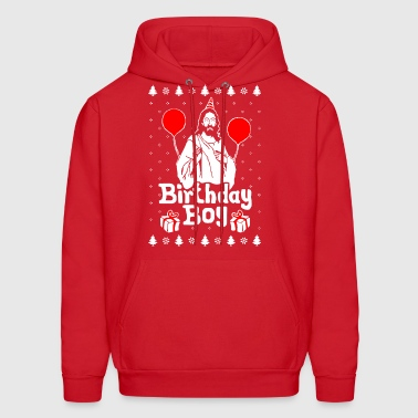 Birthday Boy Jesus Christmas - Men's Hoodie