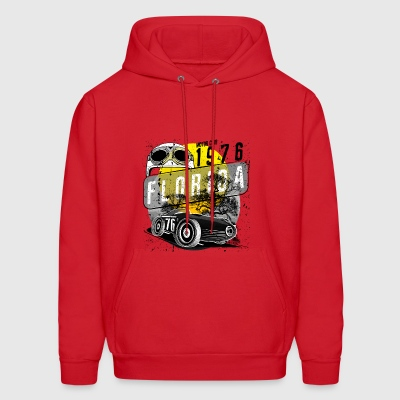 florida motor club - Men's Hoodie
