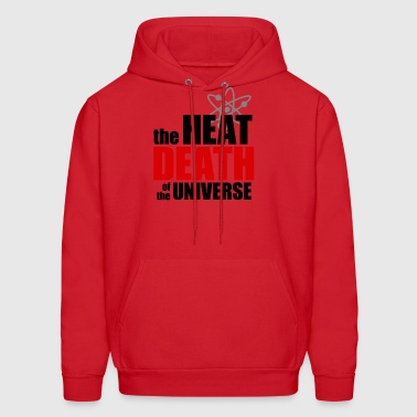 The Heat Death of the Universe - Men's Hoodie