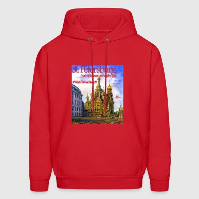 Church of Our Savior on the Spilled Blood - Men's Hoodie