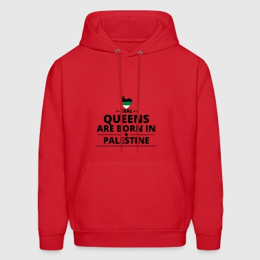 GESCHENK QUEENS LOVE FROM PALESTINE PALESTINA - Men's Hoodie