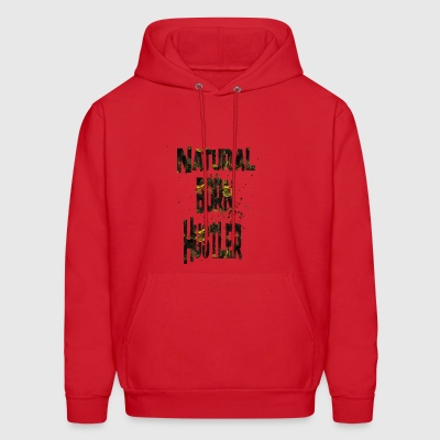 natural born Hustler 2 - Men's Hoodie