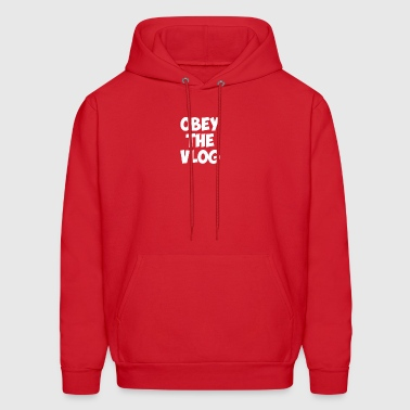 OBEY THE VLOG - Men's Hoodie
