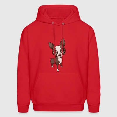 Zippy Dog - Men's Hoodie