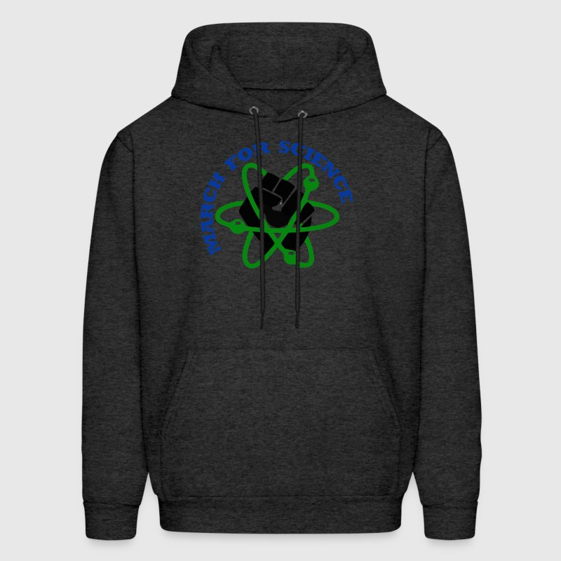 March for Science. - Men's Hoodie
