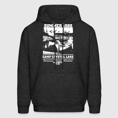 Camp Crystal Lake Summer 1980 - Men's Hoodie