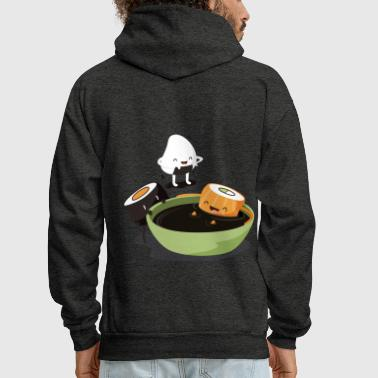 Bathing Ape Sushi Soy Bath - Men's Hoodie