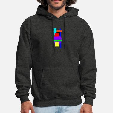 Abstract abstract - Men's Hoodie