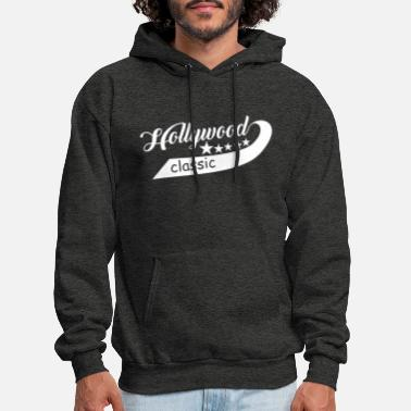 Hollywood New Hollywood Classic Star Funny - Men's Hoodie