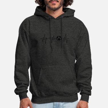 Player Soccer Player - Men's Hoodie
