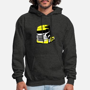 Vehicle V8 Scania R730 - Men's Hoodie
