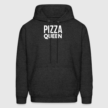 Pizza Queen - Men's Hoodie