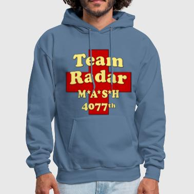 Mash Team Radar - Men's Hoodie