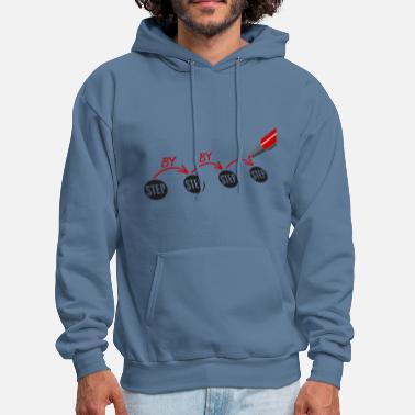 Step Mom Step by step by step pencil - Men's Hoodie