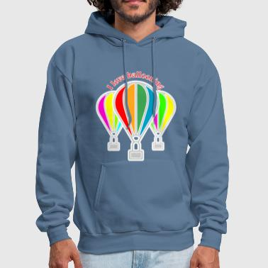 Hot Air Balloon Hot air balloons - Men's Hoodie