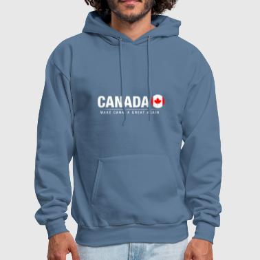Make Canada Great Again - Men's Hoodie