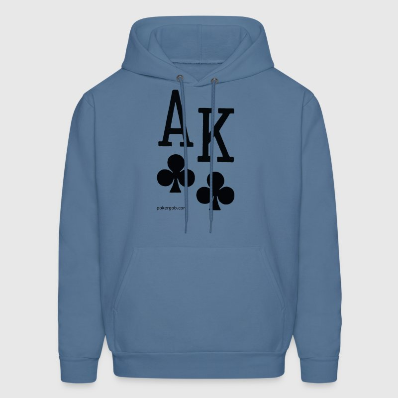 Ace King of Clubs - Men's Hoodie