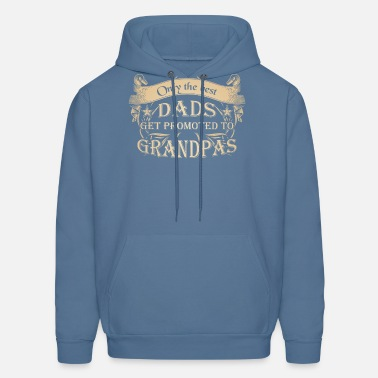 12bee3d92c829 Grandpa - Only the best dads get promoted Men s Premium T-Shirt ...