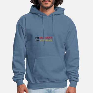 Champion German - Men's Hoodie