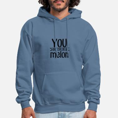 Marry You Are One In A Melon - Men's Hoodie