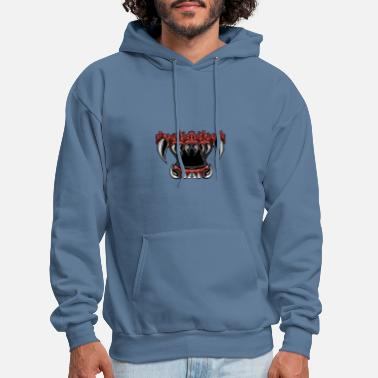 Monster Teeth - Men's Hoodie
