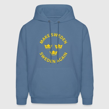 Make Sweden Sweden Again - Men's Hoodie