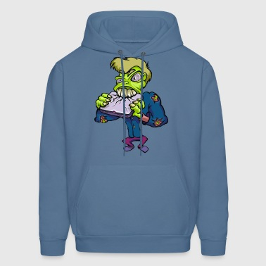 Monster cartoon character 14 - Men's Hoodie