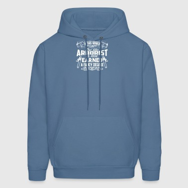 The Title Arborist Title Shirt - Men's Hoodie