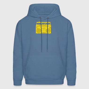 Record player - Men's Hoodie