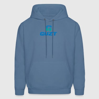 Guzt Logo Final Stacked - Men's Hoodie