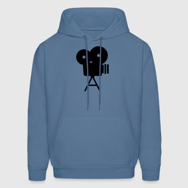 movie camera - Men's Hoodie