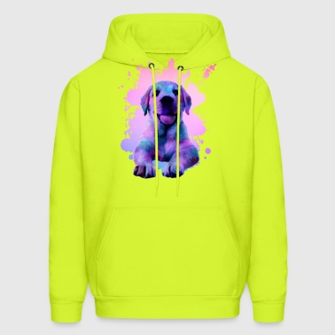 Golden Retriever - Men's Hoodie