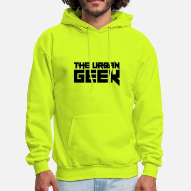 Urban The Urban Geek - Men's Hoodie