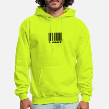 Homepage Blogger Blogging Homepage Website Autor Influencer - Men's Hoodie