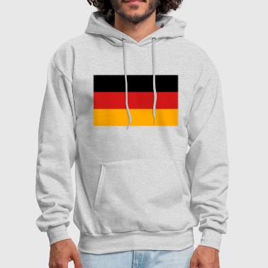 Flag Germany (3c) - Men's Hoodie