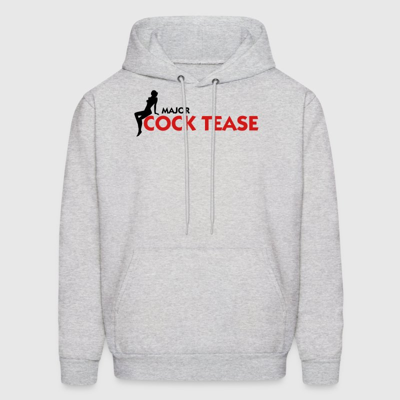 Major Cock Tease (2c) - Men's Hoodie
