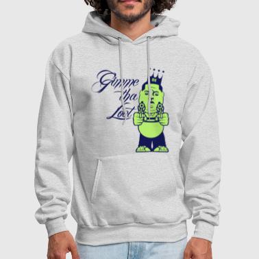 Gimme Tha Loot Notorious BIG - Men's Hoodie