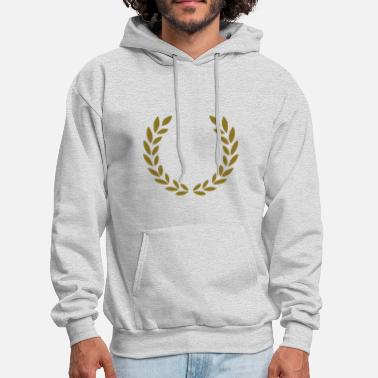 Laurel Wreath laurel wreath - Men's Hoodie