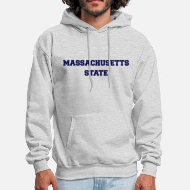Massachusetts massachusetts state - Men's Hoodie