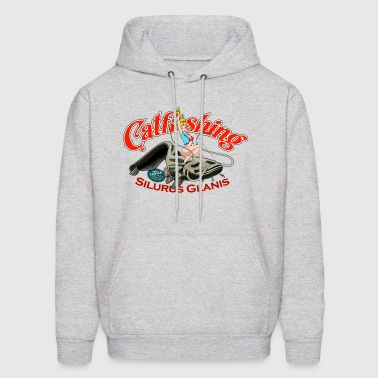 catfishing girl - Men's Hoodie