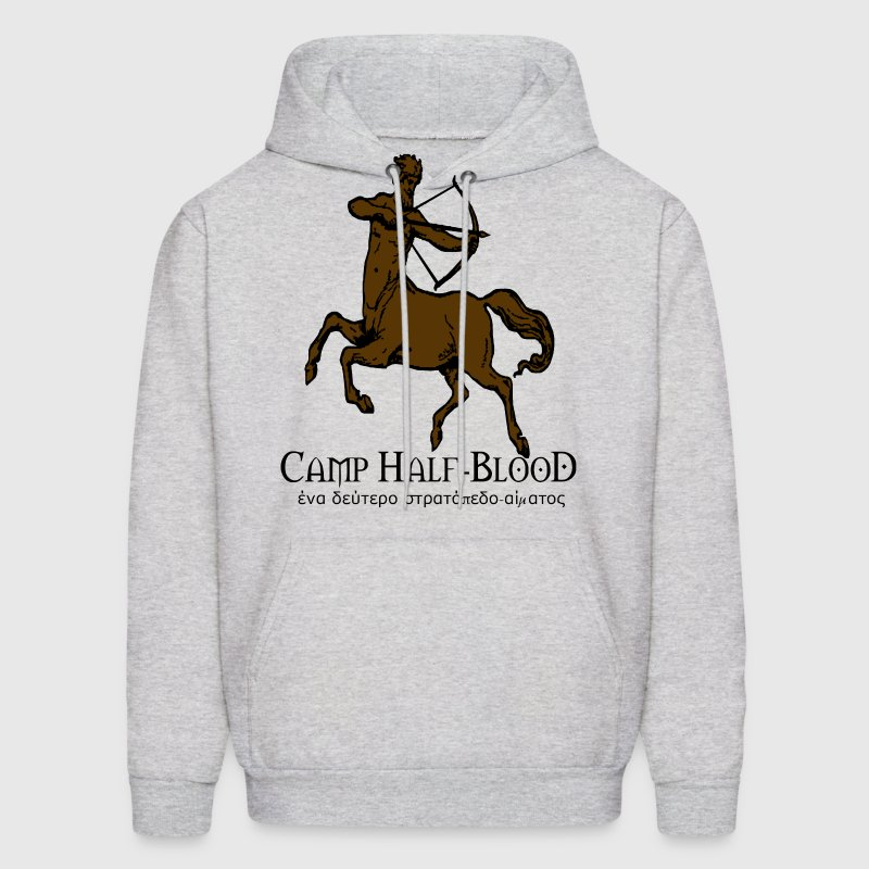 Camp Half-Blood Centaur - Men's Hoodie