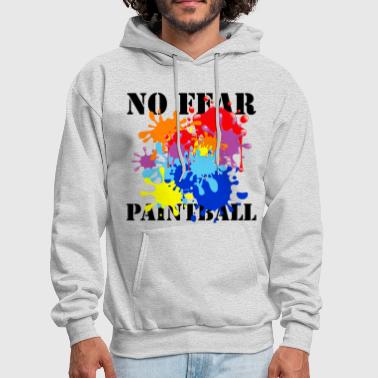 No Fear Paintball - Men's Hoodie