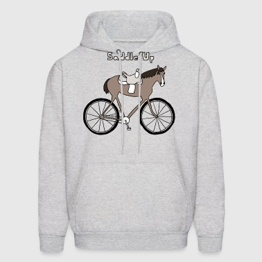 saddle up - Men's Hoodie